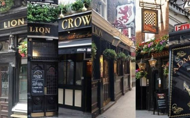 6 Great Pubs In St James's