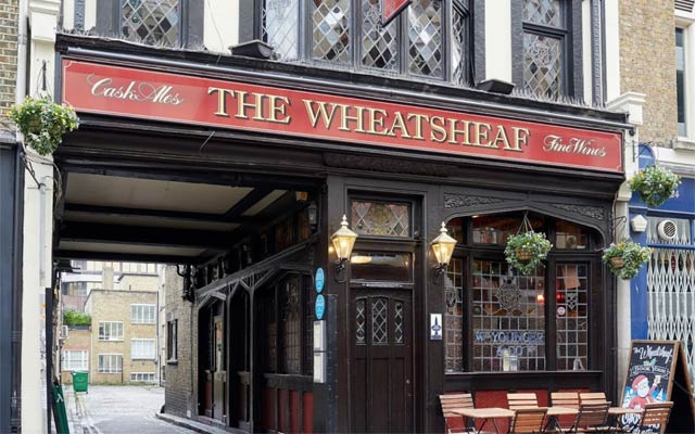 6 Great Pubs In Fitzrovia