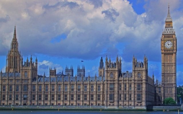Houses of Parliament in the UK