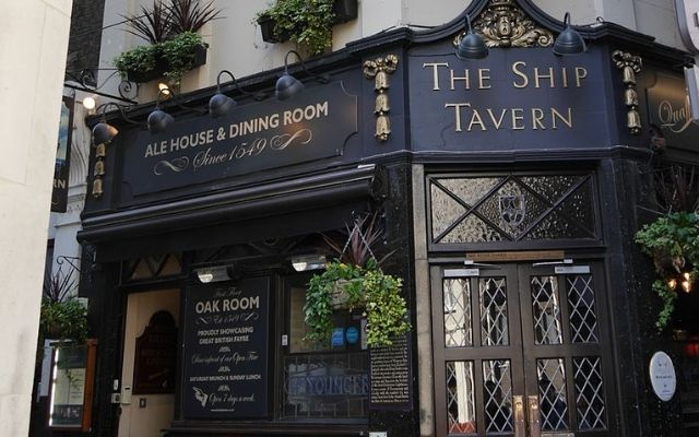 The Ship Holborn